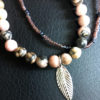 bracelet rhodonite 1