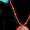 collier rouge lotus 1